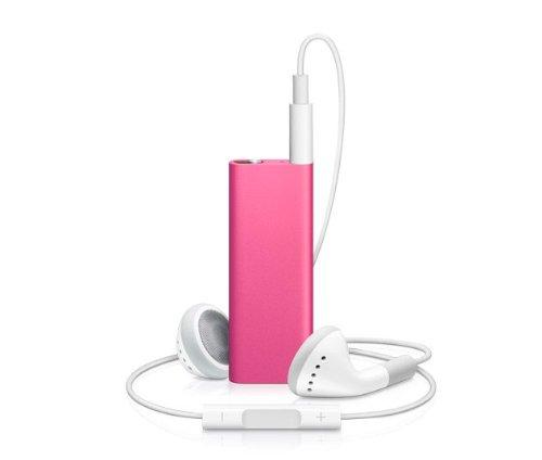 Apple iPod Shuffle MP3-Player pink 4 GB