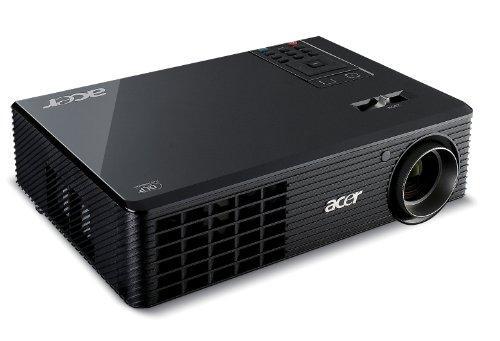 Acer Computer X 1161 DLP-Projektor (Kontrast 4000:1, 2500 ANSI