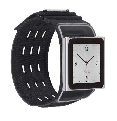 Belkin WristFit Armband für Apple iPod Nano 6G schwarz