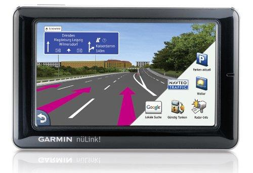 Garmin nüLink! 1695 Navigationssystem (12,7cm (5,0 Zoll),