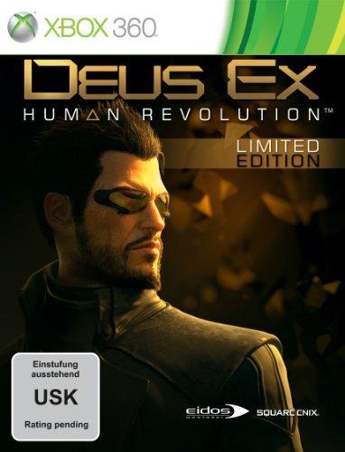 DEUS EX: Human Revolution - Limited Edition (XBox360)