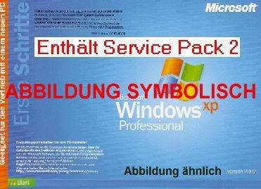 Microsoft Windows XP Professional SP2 OEM-Recovery auf jedem PC