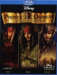 Pirates of the Caribbean – Die Piraten-Trilogie 6-Disc Set
