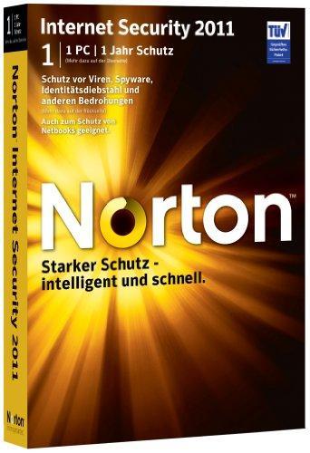 Norton Internet Security 2011 - 1 PC