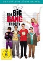 The Big Bang Theory - Die komplette zweite Staffel (4 DVDs)