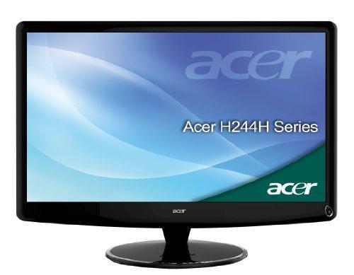 Acer H244habmid 60,9 cm (24 Zoll) TFT-Monitor DVI, VGA, HDMI