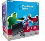 PlayStation 3 – Konsole Slim 320 GB inkl. Move Starter Pack