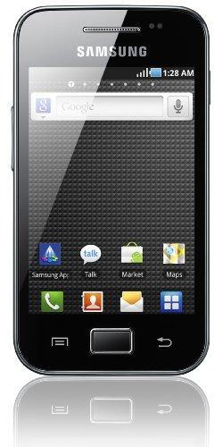 Samsung Galaxy Ace S5830 Smartphone (8,9 cm (3,5 Zoll) Display,