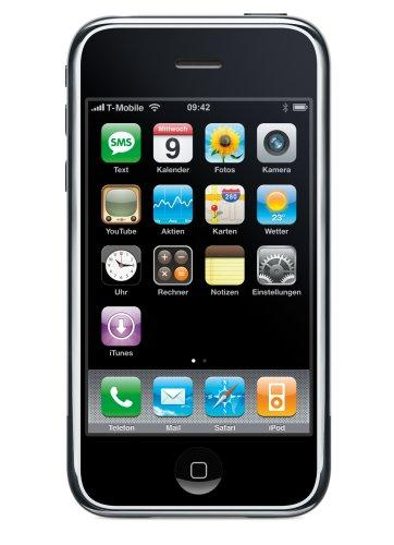 Apple iPhone 3G 16GB - Schwarz