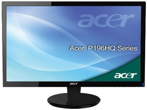 Acer P196HQVBD 47 cm (18.5 Zoll) widescreen TFT Monitor