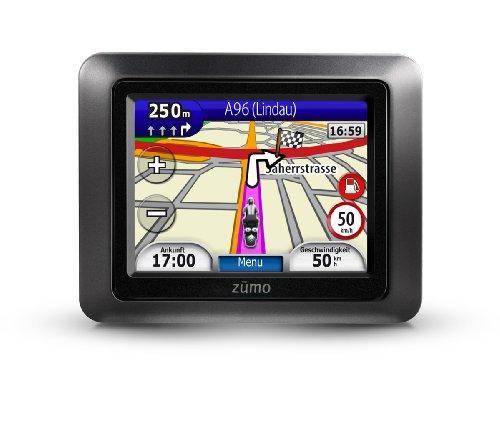 Garmin zumo 210 CE Motorrad-Navigationsgerät (8,9 cm (3,5