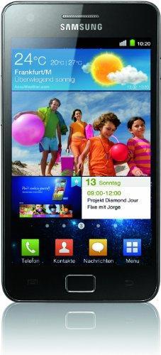 Samsung Galaxy S II (i9100) DualCore Smartphone (10.9 cm (4.3