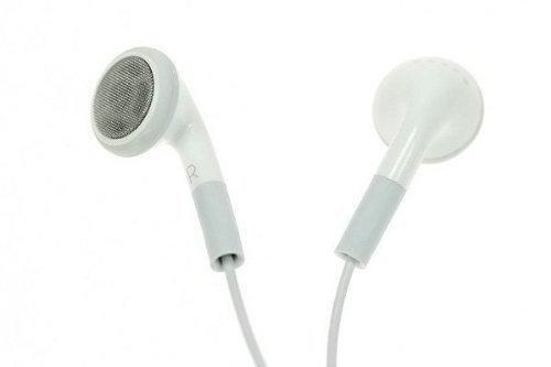 Apple MA 662 G iPod Kopfhörer