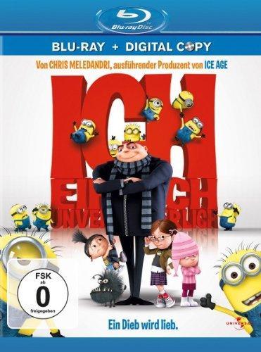 Ich - Einfach unverbesserlich (inkl. Digital Copy) [Blu-ray]