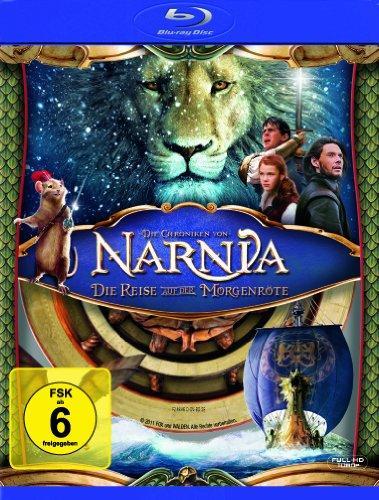 Die Chroniken von Narnia: Die Reise auf der Morgenröte [DVD +