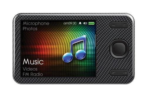 Creative ZEN X-FI STYLE MP3-Player 8GB schwarz