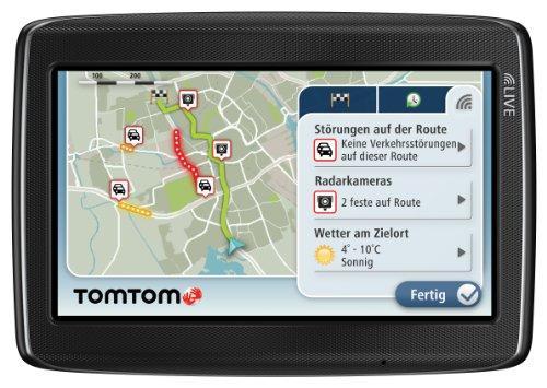 TomTom Go LIVE 825 Navigationssystem (13cm (5 Zoll) Display, HD