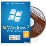 Windows 7 Professional 32Bit OEM Vollversion – Multilanguage