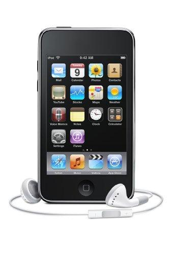 Apple iPod Touch Tragbarer MP3-Player mit integrierter WiFi 32 GB