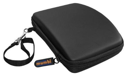 mumbi Schockproof-Tasche für Falk / Navigon MAX / Medion /