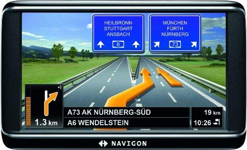 NAVIGON 70 Plus Navigationssystem (12,7cm (5 Zoll) Display,