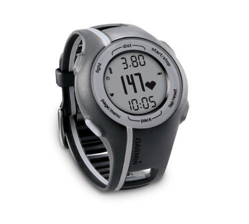 Garmin GPS Sportuhr Forerunner 110 - GPS Trainingscomputer,