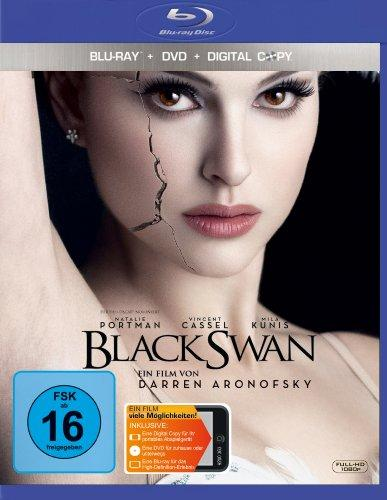 Black Swan (inkl. DVD + Digital Copy) [Blu-ray]