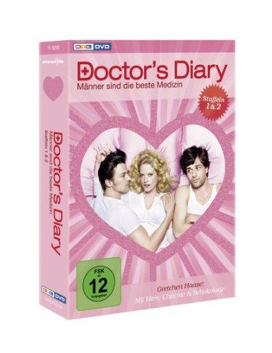 Doctor's Diary 1 & 2 - Männer sind die beste Medizin [4 DVDs]