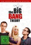 The Big Bang Theory – Die komplette erste Staffel [3 DVDs]