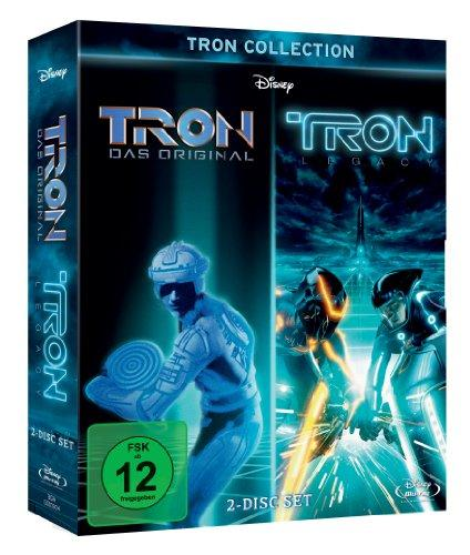 Tron/TRON Legacy - Two-Movie Collection [Blu-ray]