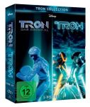 Tron/TRON Legacy – Two-Movie Collection [Blu-ray]