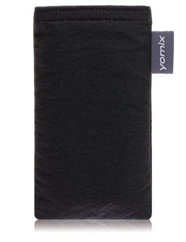 yomix Handytasche TASCHE Viivi black Maßanfertigung für HTC