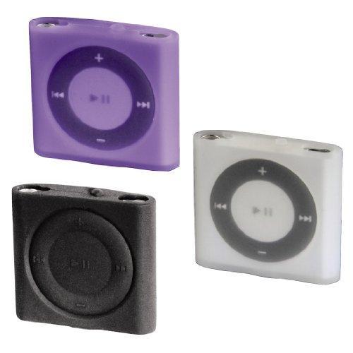 Hama Sport Case MP3 Taschen Set für Apple iPod shuffle 4G