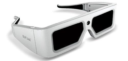 Acer DLP 3D-Shutterbrille weiß