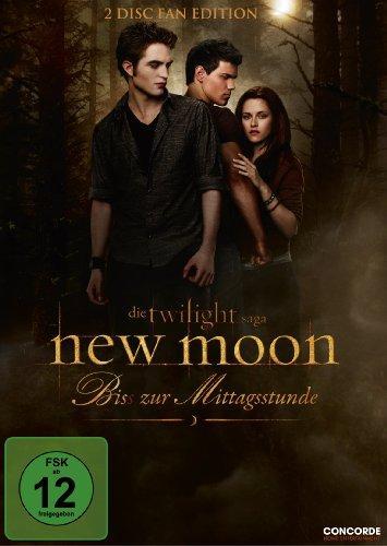 New Moon - Biss zur Mittagsstunde (2 Disc Fan Edition)