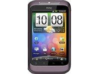 HTC Wildfire S Smartphone 8,13cm (3,2 Zoll) WVGA Touchscreen,