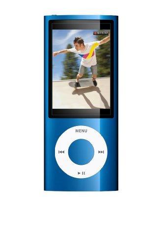 Apple iPod Nano Tragbarer MP3-Player mit Kamera blau 8 GB (NEU)