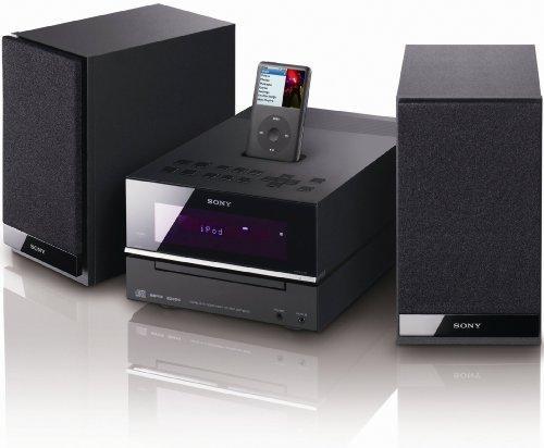 Sony CMT-BX20I Kompaktanlage (CD-/MP3-Player, UKW-/MW-Tuner,