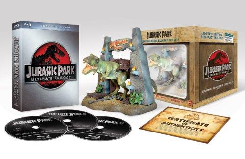 Jurassic Park Ultimate Trilogy (Limited Collector's Edition