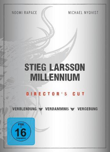 Stieg Larsson Millennium Trilogie (Director's Cut) [3 DVDs]
