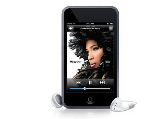 Apple iPod Touch MP3-Player mit integrierter WiFi Funktion 8 GB