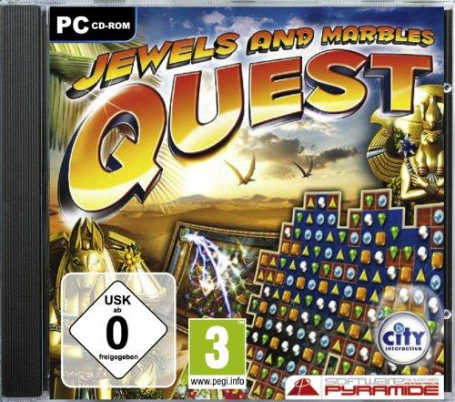 Jewels & Marbles Quest [Software Pyramide]