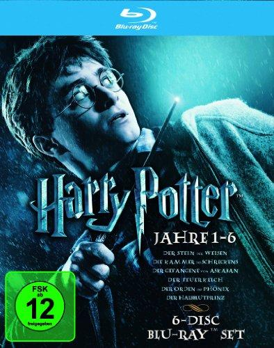 Harry Potter - Die Jahre 1-6 (exklusiv bei Amazon.de) [6