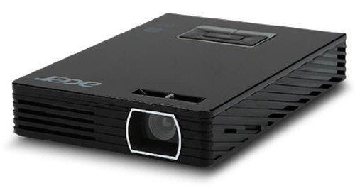 Acer C112 DLP-Projektor (LED, Kontrast 1000:1, 854 x 480 Pixel,