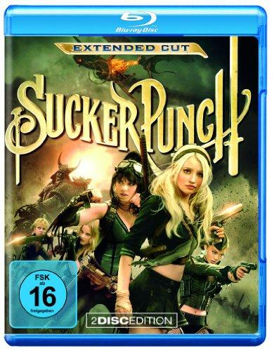 Sucker Punch (Kinofassung + Extended Cut, inkl. Digital Copy)