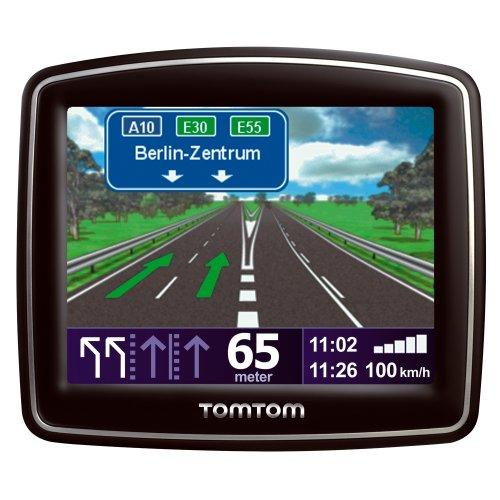 TomTom ONE IQ Routes Central Europe Traffic Navigationsgerät