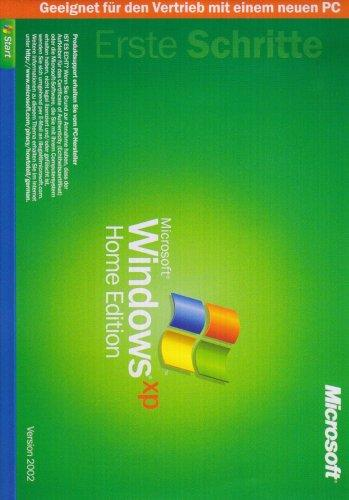 Windows XP Home OEM inkl. Service Pack 3