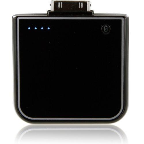 Externer Zusatz Akku 1,9 Ampere - schwarz für iPhone 4 iphone4