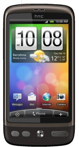 HTC Desire Smartphone (5 MP, AMOLED, HSPA, Android 2.1, HTC