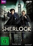 Sherlock – Staffel 1 [2 DVDs]